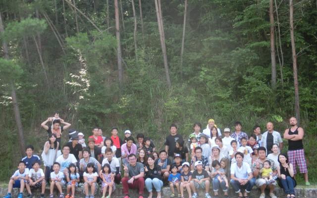 毎年恒例!夏のBBQ開催しました==!!in三原中央森林公園